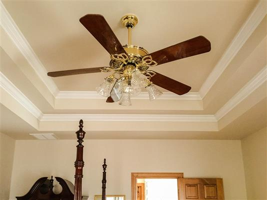 Complete place ceiling fan installation electrician ceiling fans a properly installed efficient ceiling fan is a great way to increase the comfort and add value to your home with properly placed and installed ceiling aloadofball Image collections