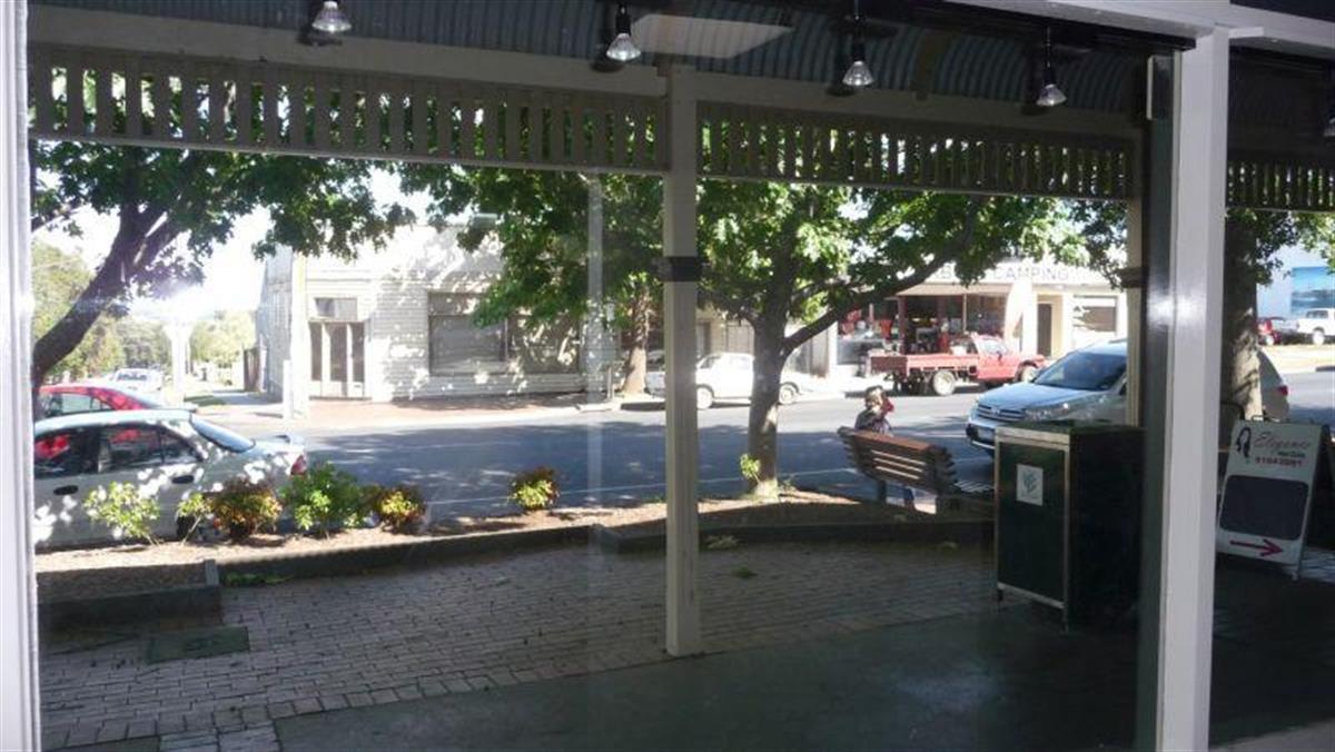 Cafe Nicholson Street