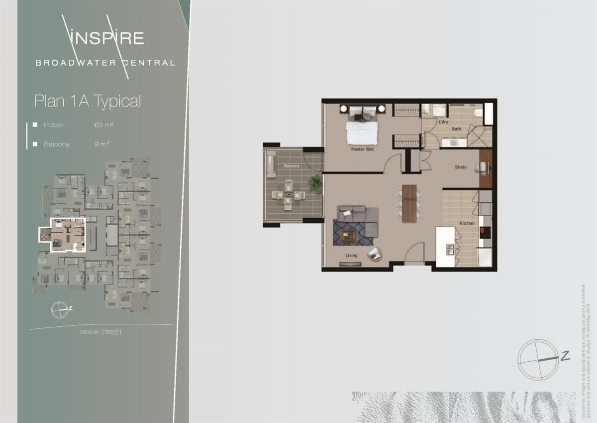 30 frank street labrador 4215 queensland australia for Inspire apartments